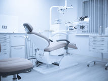 Dental chair Royalty Free Stock Photos