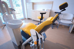 Dental Chair IV. Stock Photography