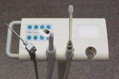 Dental chair sattelite Royalty Free Stock Image