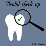 Dental check up Stock Images