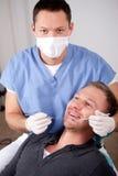Dental checkup Royalty Free Stock Photography