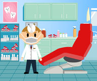 Dental Clinic Royalty Free Stock Image