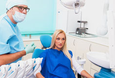 Dental clinic Stock Image