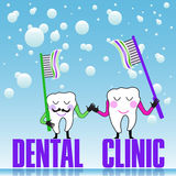 Dental clinic Stock Photography
