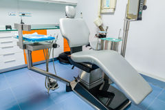 Dental clinic. Equipment in the dental clinic Stock Image