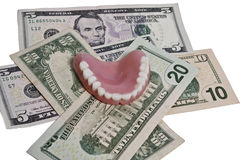 Dental costs Stock Photos