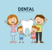 Dental design Stock Photo