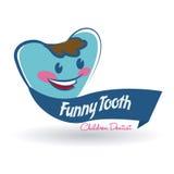 Dental design. Over white background, vector illustration Stock Photo