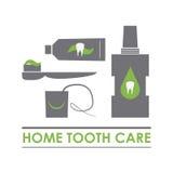 Dental design Stock Images