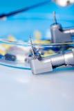 Dental equipment Stock Image