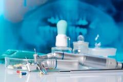 Dental equipment Stock Photo