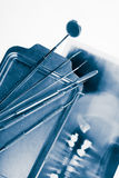 Dental equipment Stock Photography