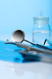 Dental equipment Royalty Free Stock Image