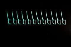 Dental floss Royalty Free Stock Photos