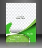 Dental Flyer Stock Images