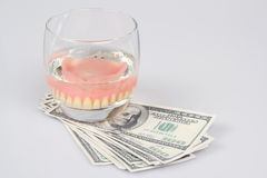 Dental Health Cost Royalty Free Stock Photography