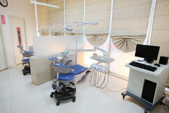 Dental Hospital Royalty Free Stock Photography