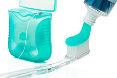 Dental hygiene. Royalty Free Stock Images