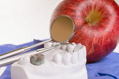 Dental hygiene Stock Images