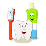 Dental hygiene Royalty Free Stock Images