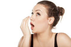 Dental hygiene Royalty Free Stock Photography