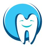 Dental icon Stock Images