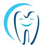 Dental icon Royalty Free Stock Photo