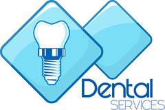 Dental implant services Stock Photography