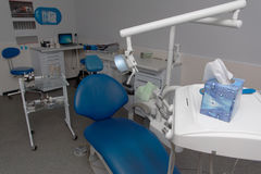 Dental installation Stock Photos