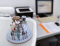 Dental instruments Stock Photo
