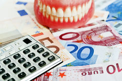 Dental insurance Royalty Free Stock Photography
