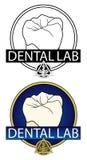 Dental Lab Design Royalty Free Stock Photography