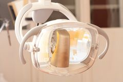 Dental light Royalty Free Stock Image