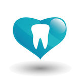 Dental logo Stock Images