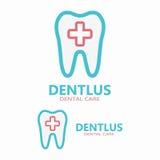 Dental  logo design template Stock Photography