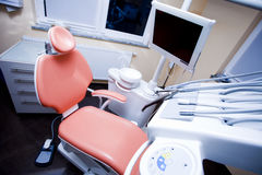 Dental office Royalty Free Stock Photo