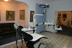 Dental office Royalty Free Stock Photography