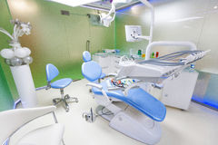 Dental office Stock Image