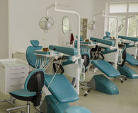 Dental office training center Stock Photography
