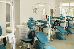 Dental office training center Royalty Free Stock Image