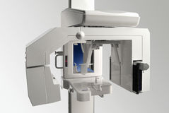 Dental Panoramic Radiograph machine Royalty Free Stock Images