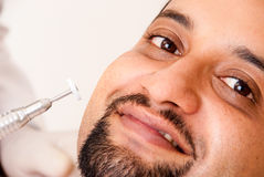 Dental patient Stock Photography