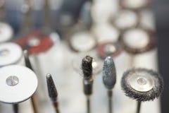 Dental polishers Stock Photography