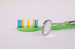 Dental prevention and control Royalty Free Stock Photography