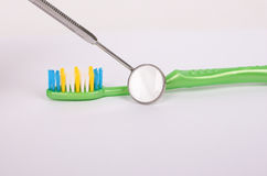 Dental Prevention and Control Royalty Free Stock Image