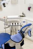 Dental Room 1. A dental exam room ready for a new day stock image