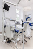 Dental seat Royalty Free Stock Photos