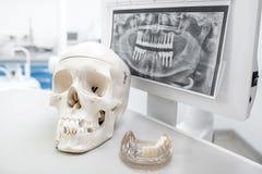 Dental stuff Stock Photos