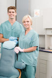 Dental Team Royalty Free Stock Photo