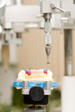 Dental technical laboratory Royalty Free Stock Photography